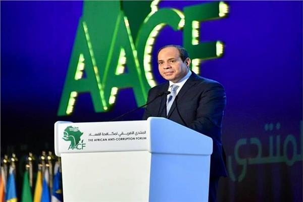 مصر تحارب الفساد إستراتيجية وطنية للمكافحة والرقابة الإدارية رأس الحربة