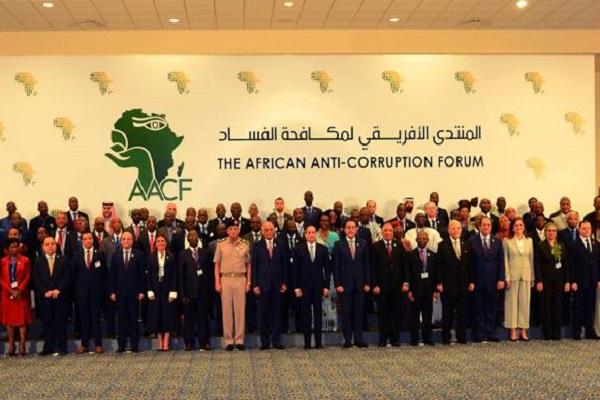 برعاية الرئيس عبد الفتاح السيسي مصر تطلق المنتدى الافريقي الاول لمكافحة الفساد بشرم الشيخ